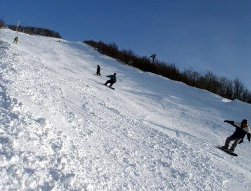 三朝温泉から行けるスキー場 | ...