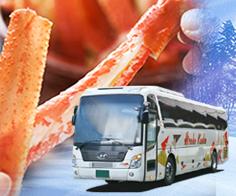 冬季運行バス
