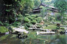 日本庭園・離れ・茶室