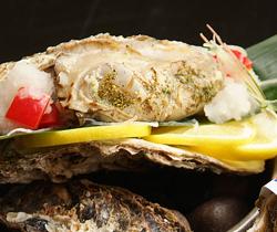 山陰岩牡蠣(焼き牡蠣)