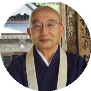 三徳山三佛寺 米田住職