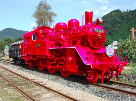 ピンク列車