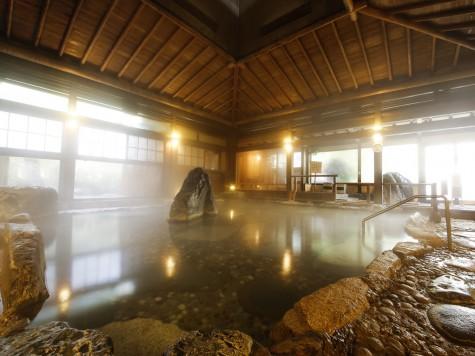 右の湯:楽山の湯