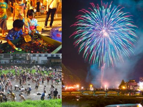 2015 三朝温泉夏祭り